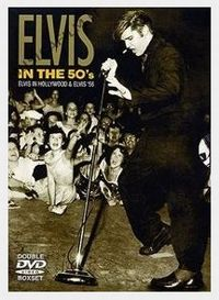 Cover Elvis Presley - Elvis In The 50's [DVD]